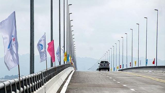 Nhiều sai sót, hạn chế tại dự án cầu vượt biển ở Hải Phòng