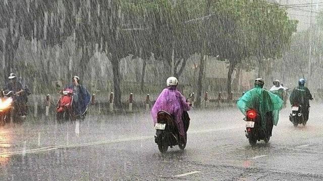 """Thời tiết 10/7: Hà Nội mưa rào và dông sau chuỗi ngày """"nắng như đổ lửa"""""""