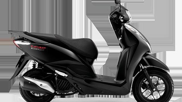 Honda Lead ra phiên bản mới, giá cao nhất 41,5 triệu đồng