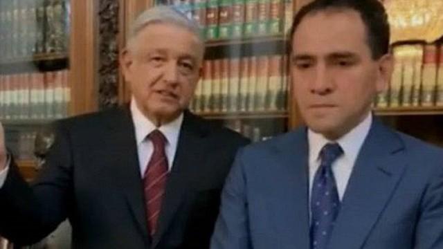 Gương mặt 'như sắp khóc' khi được bổ nhiệm của tân Bộ trưởng Tài chính Mexico gây bão mạng