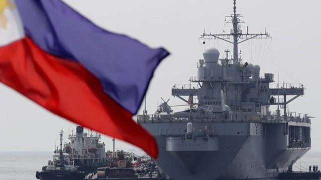 """Thách Mỹ đưa Hạm đội 7 tới Biển Đông đối đầu Trung Quốc, Philippines """"chỉ nói đùa""""?"""