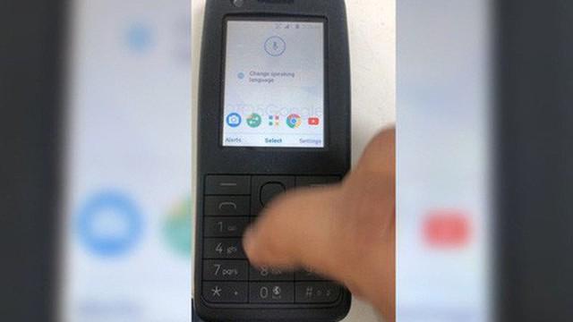 """Nokia sắp ra mắt điện thoại """"cục gạch"""" chạy Android?"""