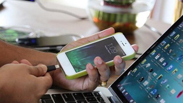 Cách sử dụng SendHub để chuyển dữ liệu từ máy tính sang iPhone