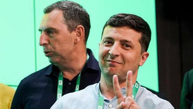 Bầu cử Quốc hội Ukraine: Đảng của Tổng thống Zelensky thắng lớn