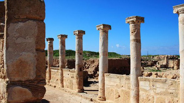 Phát lộ quần thể thờ cúng của người Hy Lạp cổ đại ở CH Cyprus