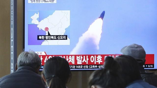 Triều Tiên phóng tên lửa để thử kiên nhẫn của ông Trump?