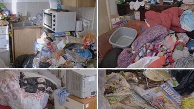 Cho thuê nhà, ông chủ hoảng hốt khi thấy nhà chẳng khác gì bãi rác ngập ngụa trăm thứ đồ, phải tốn tới hơn 170 triệu để dọn sạch