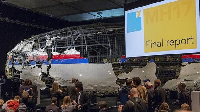 Duyên cớ khiến Hà Lan từ chối dữ liệu mới về MH17 từ nhà điều tra Đức