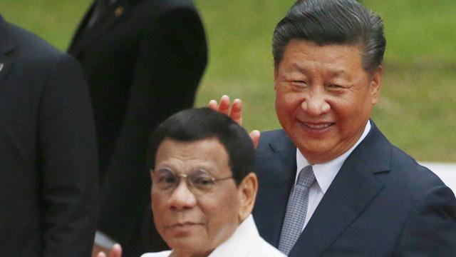 Trung Quốc tìm cách hàn gắn quan hệ với Philippines