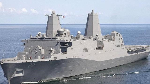 Trung Quốc từ chối cho 2 tàu chiến Mỹ đến Hong Kong