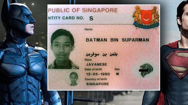 Batman Suparman - Anh chàng sinh ra dưới cái tên siêu anh hùng nhưng vào tù ra tội, hoàn lương làm shipper thì bị đồng nghiệp đánh