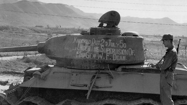 Trận chiến Taejon: Quân đội Mỹ chặn đứng đà thắng lợi của Triều Tiên