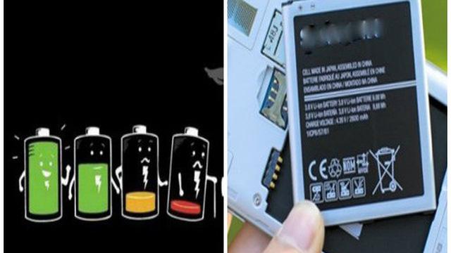 Pin điện thoại bị 'chai' vẫn có thể tự khắc phục tại nhà