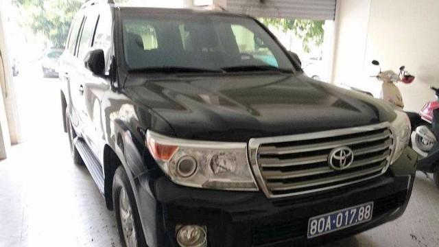 Gần 2 năm rao bán, xe biển xanh 80A doanh nghiệp tặng Nghệ An vẫn không có người mua