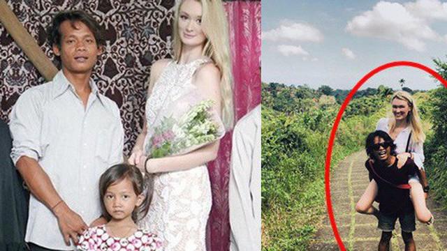 Cặp đôi 'chồng cú vợ tiên' nổi như cồn ở Indonesia tiếp tục gây bão dư luận bởi một loạt khoảnh khắc ngọt ngào sau hơn nửa năm kết hôn