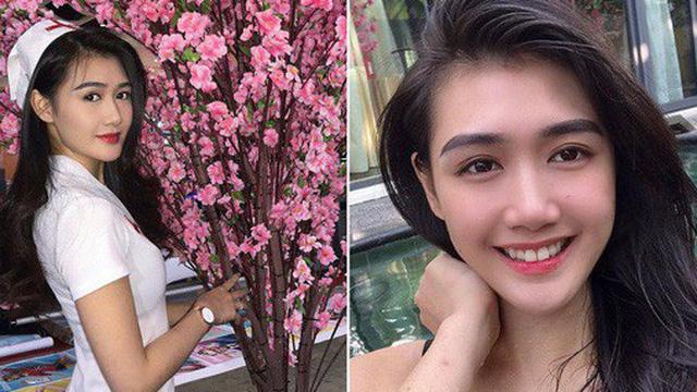 Nữ hộ sĩ xinh đẹp nhất Malaysia: Body cực phẩm, từng làm tiếp viên hàng không
