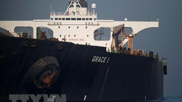 Gibraltar từ chối đề nghị của Mỹ bắt giữ tàu chở dầu Iran