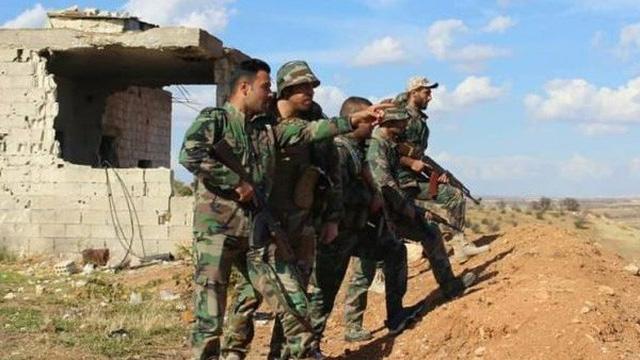 Chiến sự Syria: Lực lượng Hổ Syria cùng Nga phối hợp, quyết giành lại Khan Sheikhoun chiến lược