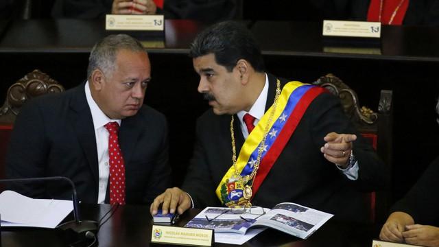Mỹ bí mật liên lạc với nhân vật quyền lực thứ hai tại Venezuela?