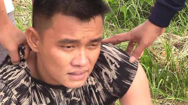 Truy đuổi 40 km bắt tài xế dương tính với ma tuý ở Bình Dương