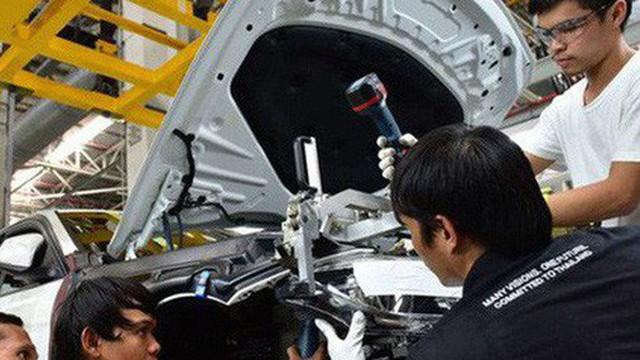 Xe Việt chất lượng kém xe ngoại, nhập siêu ôtô sẽ đạt kỷ lục 3,4 tỷ USD