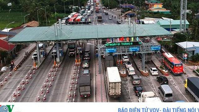 Nửa năm thu gần 7.000 tỷ đồng phí BOT giao thông trên toàn quốc