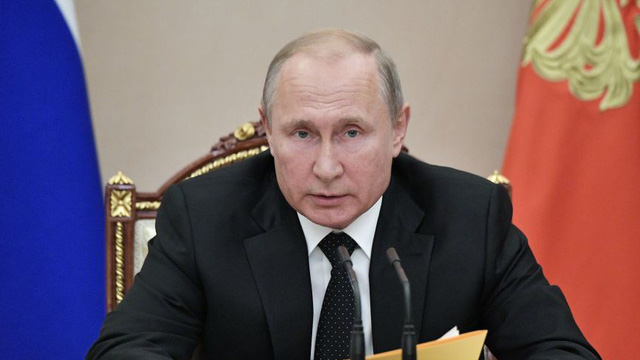 """""""Gấu"""" Nga bị thách thức, Putin nổi giận phát lệnh khiến đối thủ phải dè chừng"""