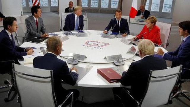Tổng thống Trump đập tan tin đồn bất hòa với lãnh đạo G-7