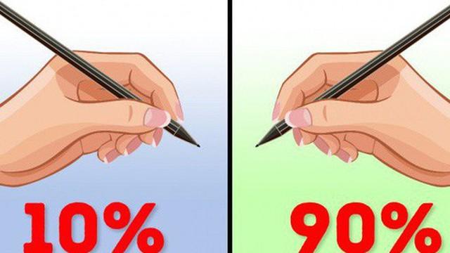 Chỉ 10% dân số thuận tay trái và đây là lý do cùng những lợi thế cực kỳ đặc biệt bạn sẽ nhận được khi thuộc về phe thiểu số