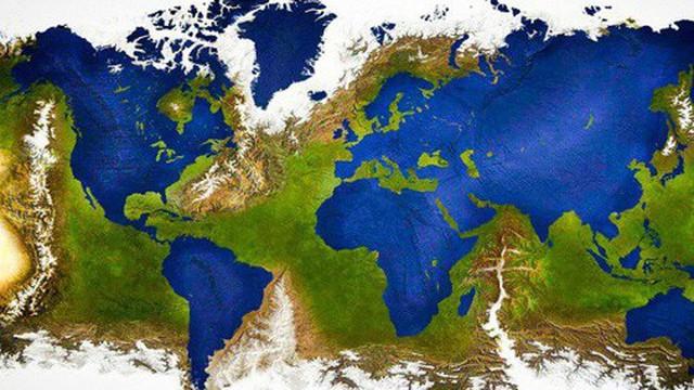 Chuyện gì sẽ xảy ra nếu biển và đất liền của Trái đất đổi chỗ? Địa ngục toàn rắn rết đang đợi bạn