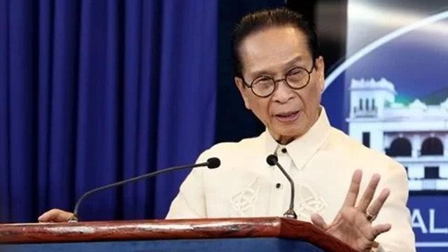 Philippines khẳng định không từ bỏ phán quyết Biển Đông