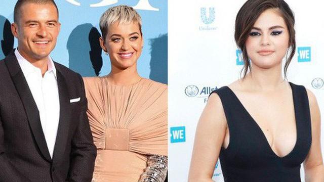 """Rộ tin Selena Gomez trở thành """"tiểu tam"""", xen vào giữa mối quan hệ của Katy Perry và Orlando Bloom?"""