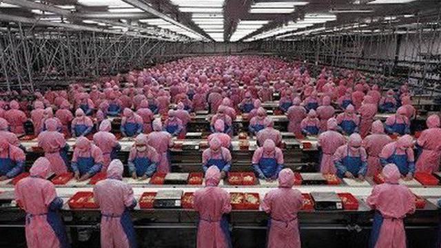 Vì sao các công ty Mỹ lại chuộng Trung Quốc hơn những nơi khác?