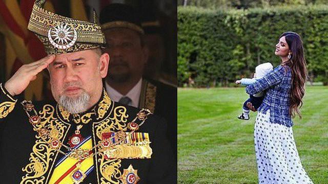 Người đẹp Nga tiết lộ đời tư gây sốc của cựu vương, Hoàng gia Malaysia chính thức lên tiếng cảnh cáo