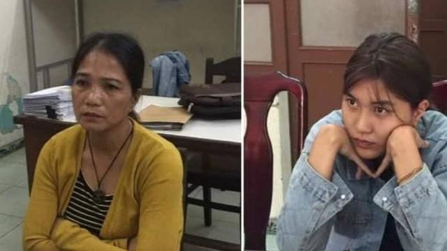 Mẹ buôn bán ma túy, con gái 16 tuổi đi giao hàng