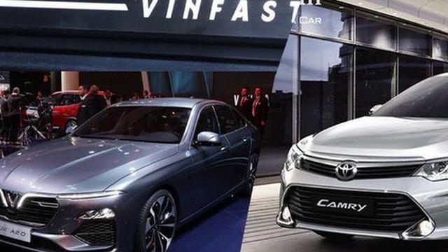 Tại sao người Việt vẫn nghĩ đi ô tô thì là Toyota, xe máy thì Honda, mà chưa phải là Vinfast?