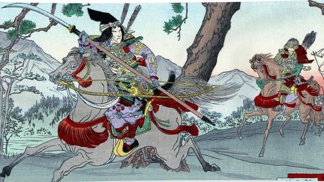 Huyền thoại nữ chiến binh samurai đáng sợ nhất Nhật Bản