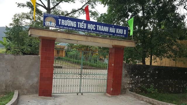 181 học sinh Hà Nam bỏ khai giảng, huyện báo cáo tỉnh giải quyết