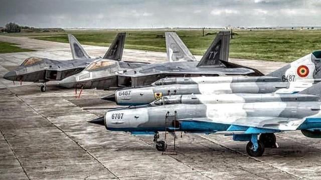 Tiêm kích MiG-21 cổ lỗ vẫn thắng siêu chiến đấu cơ F-22, trong trường hợp nào?