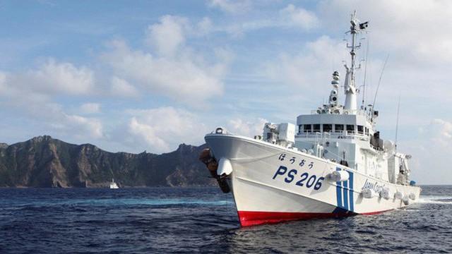 Thực hư tàu Triều Tiên định nổ súng bắn hải cảnh Nhật Bản?