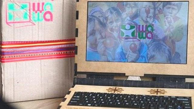Đi tìm nguồn gốc những chiếc laptop bọc gỗ có một không hai, bền bỉ từ thời tiểu học đến đại học