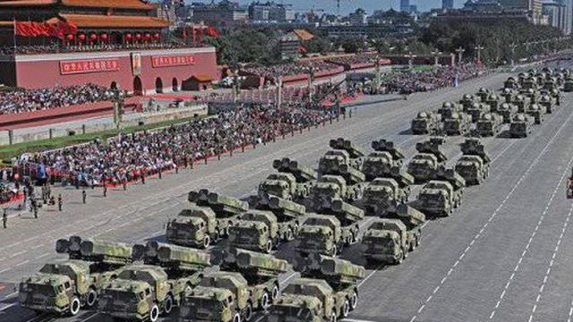 Quân đội Trung Quốc cải tổ toàn diện, xây mộng siêu cường thế giới