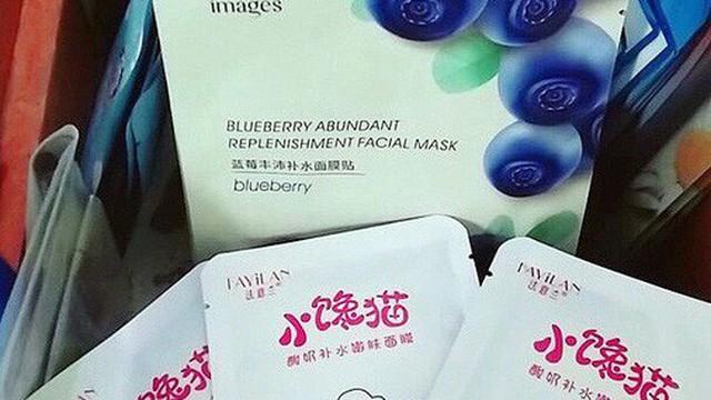 Mặt nạ làm đẹp Trung Quốc, siêu rẻ 1.000 đồng coi chừng lãnh đủ