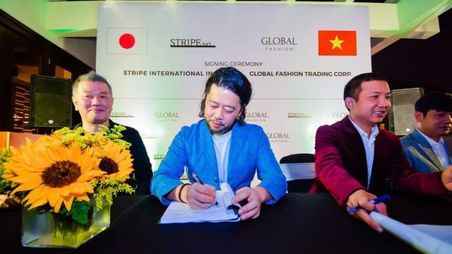 Sau 2 năm mua lại thời trang NEM, tập đoàn Nhật Stripe International vừa thâu tóm thêm chuỗi 134 cửa hàng giày túi Vascara đình đám ở Việt Nam