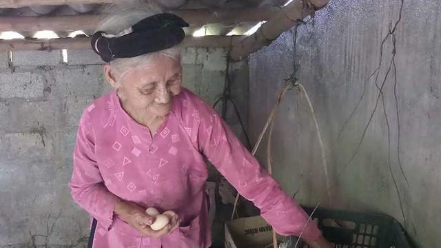 Gặp cụ bà 84 tuổi quyết xin ra khỏi diện hộ nghèo