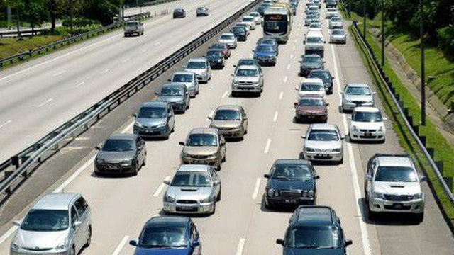 Việt Nam gần 'bét bảng' về tỷ lệ sở hữu ôtô