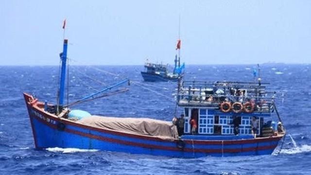 Thông tin vụ tàu cá Việt Nam không được phía Trung Quốc cứu nạn