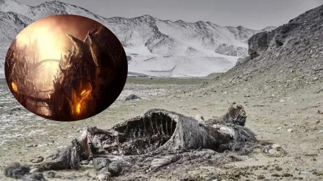 Bí ẩn về thung lũng xác chết nguy hiểm bậc nhất thế giới trên núi Côn Lôn