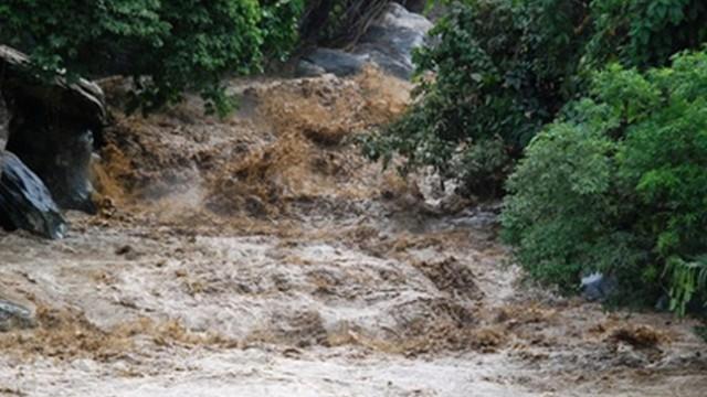 Cảnh báo lũ quét, sạt lở đất ở Thái Nguyên, Tuyên Quang, Bắc Kạn