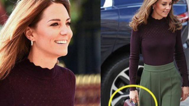 Công nương Kate chơi trội khi mang chiếc túi gần 100 triệu đồng đi dự sự kiện nhưng bị 'ném đá' dữ dội chưa từng thấy